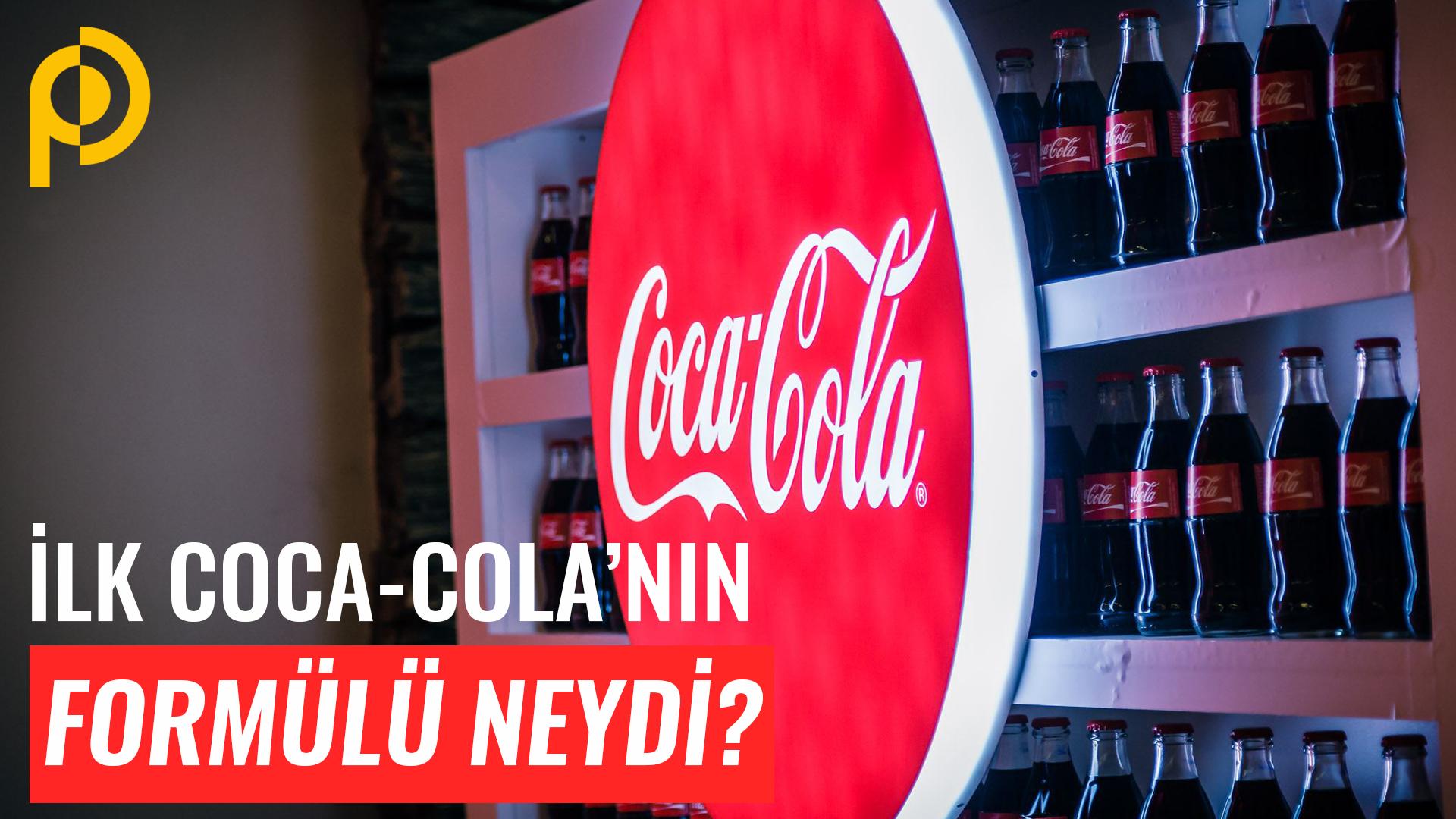 Coca-Cola Markası Nasıl Ortaya Çıktı?