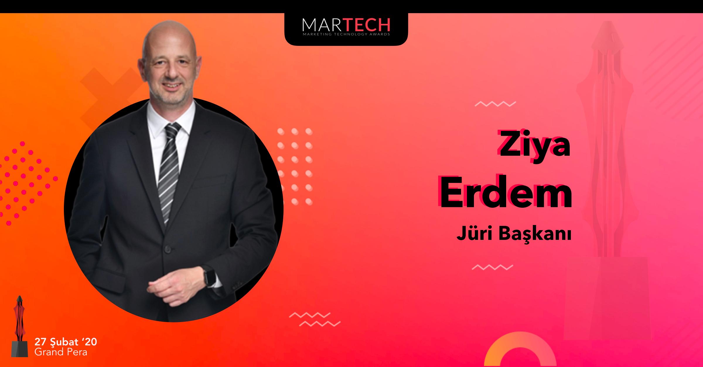 MarTech Awards 2020'nin Jüri Başkanı Belli Oldu