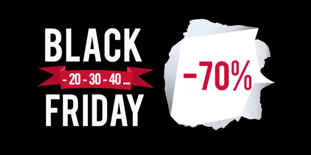 'Black Friday'in İsmi ve İndirimi Olmadan Yaşanan 'Black Friday' Çılgınlığı