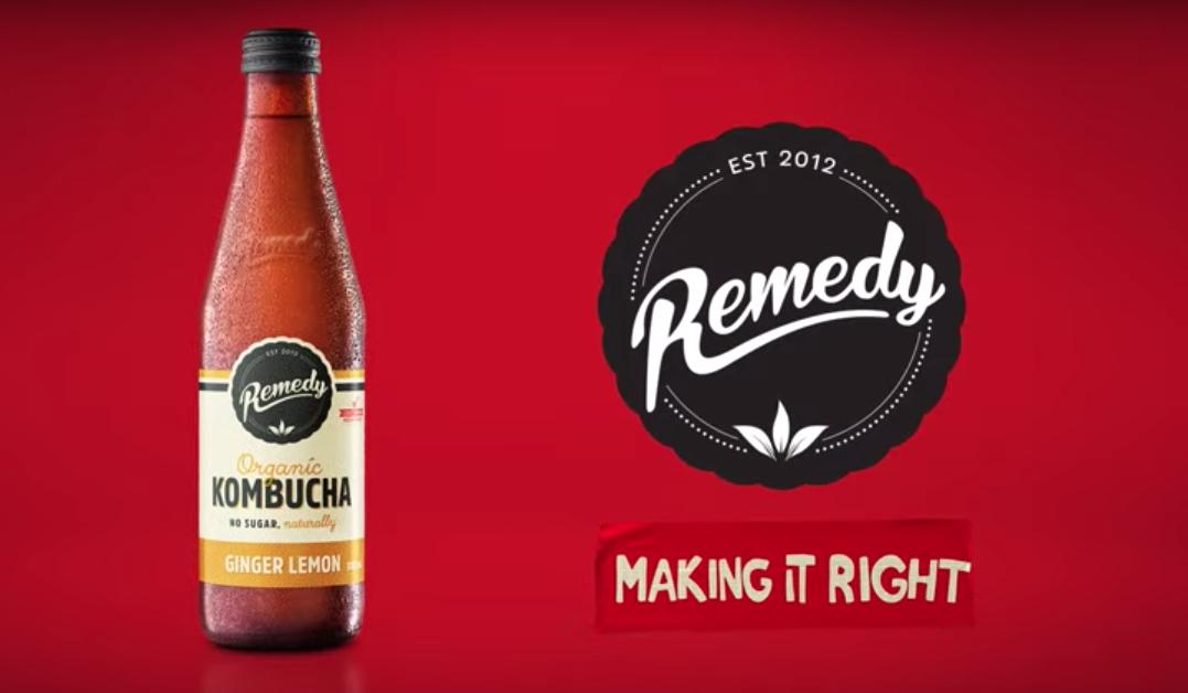 Remedy, Gazlı ve Şekerli İçeceklerle Dalga Geçmek İçin Sahte İçecek Markası Yarattı