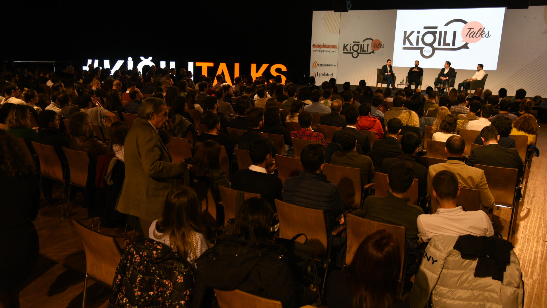 Kiğılı Talks'un İkinci Buluşması Entrepreneurship Day'in Ardından…