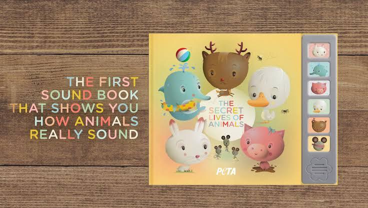PETA'dan Yetişkinler İçin Hazırlanan Sarsıcı Bir Çocuk Kitabı