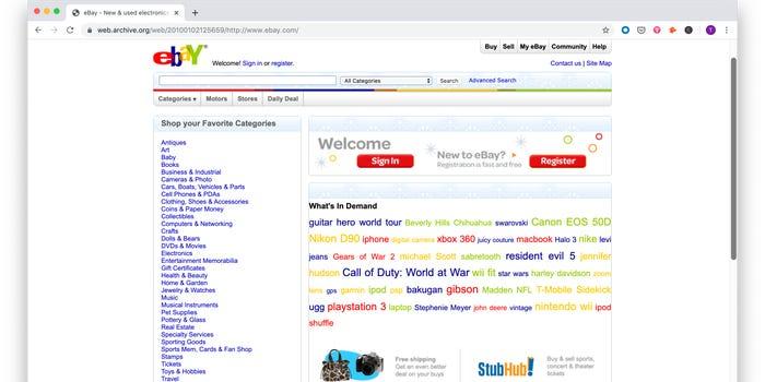 10 Yıl Öncesi ve Sonrası: Web Sitesi Tasarımları Nasıl Değişti?