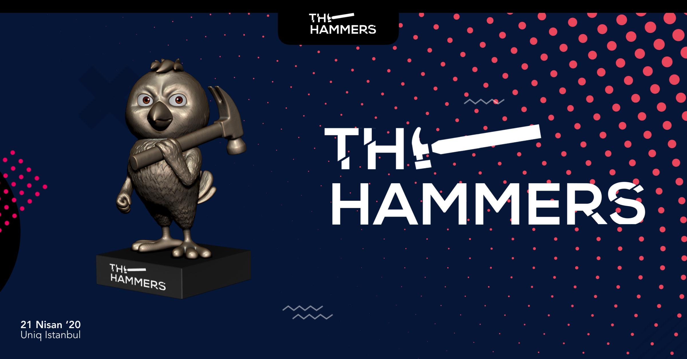 The Hammers Awards ile En Başarılı Pazarlama Ekipleri Türkiye'de İlk Kez Ödüllendirilecek