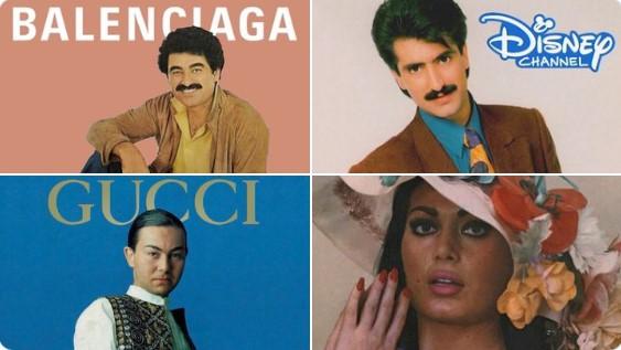 Türk Ünlüler Dünyaca Ünlü Yabancı Markaların Reklam Yüzü Olsaydı Nasıl Olurdu?