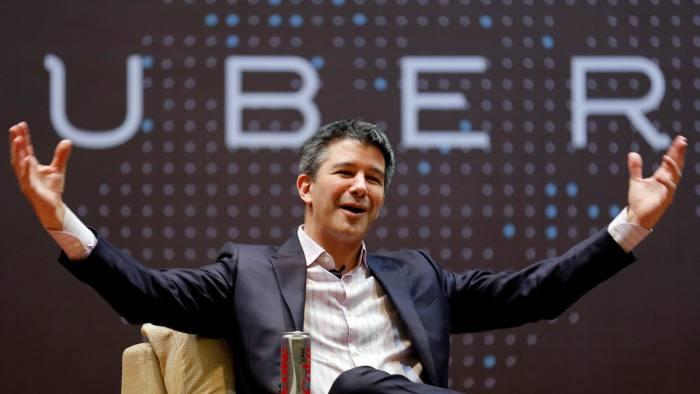Uber'in Kurucusu Şirketten Ayrılma Kararı Aldı