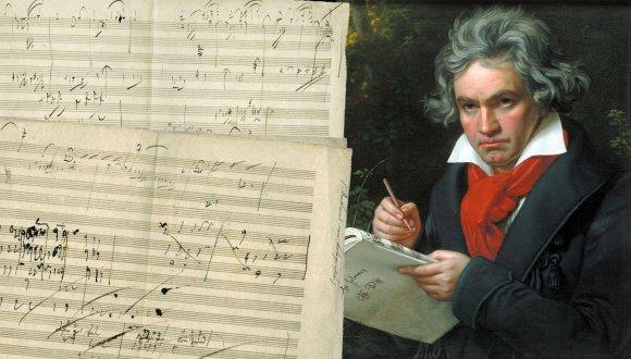 Beethoven'in Yarım Kalan Eserini Yapay Zeka Tamamlayacak