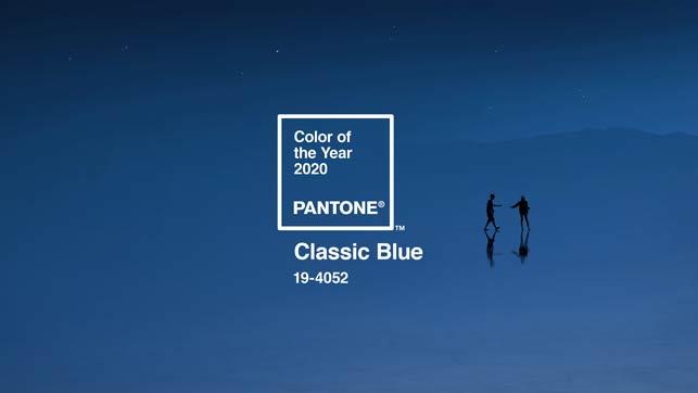 Pantone 2020 İçin Belirlediği Rengi Açıkladı