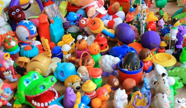 Çöpe Giden Oyuncaklar 3D Baskı İle Geri Dönüşüyor