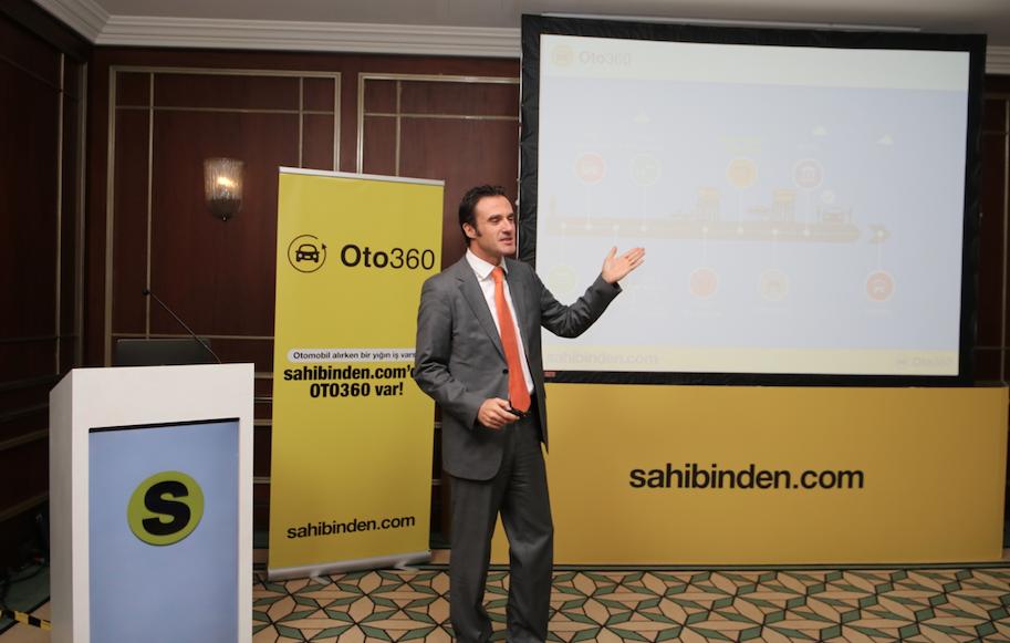 Sahibinden.com Otomobil Alım-Satım Sürecindeki Tüm İhtiyaçları Oto360'da Topladı