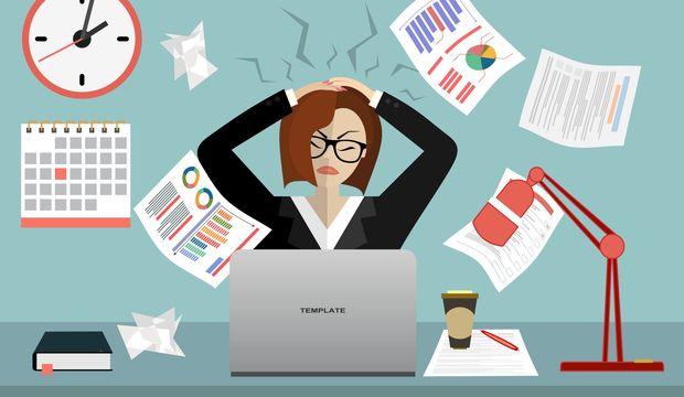 Her 10 Çalışandan 9'u Stres Nedeniyle İş Değiştirebileceğini Söylüyor