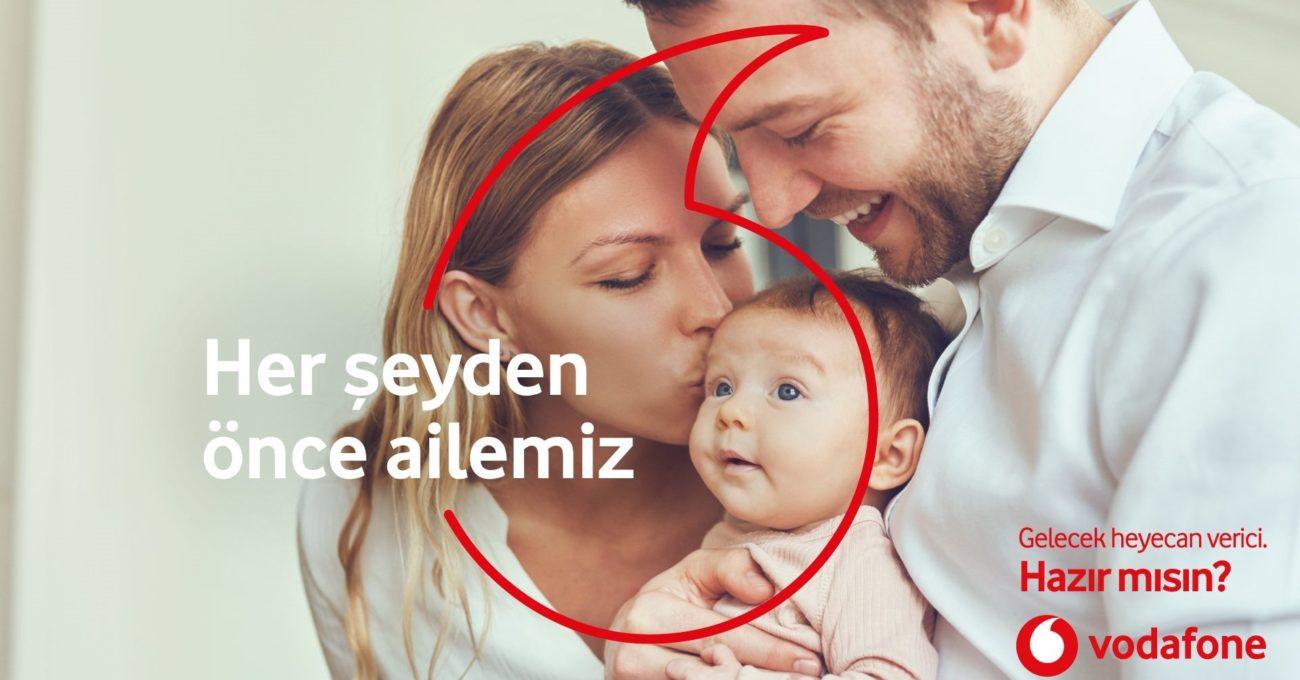 Vodafone Tüm Ebeveynlere 16 Hafta Doğum İzni Veriyor