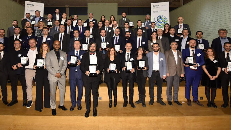 'Deloitte Teknoloji Fast 50 Türkiye' Programı Sonuçları Belli Oldu