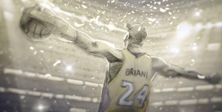 Kobe Bryant'ın Basketbol Aşkını Anlatıldığı Kısa Animasyon Filmi: Sevgili Basketbol