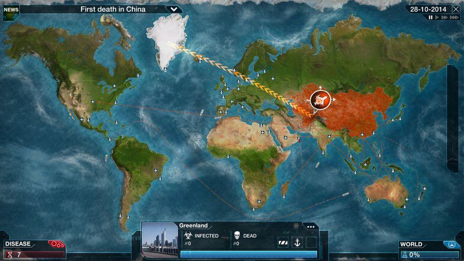 Plague Inc. Oyuncu Sayısı Koronavirüs Yayıldıkça Artıyor