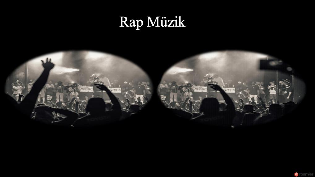 Türkiye'de Rap Dinleme Alışkanlıkları
