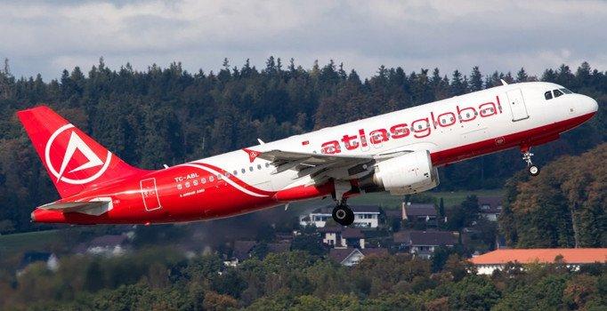 Atlasglobal Bazı Uçuşlarını İptal Ediyor