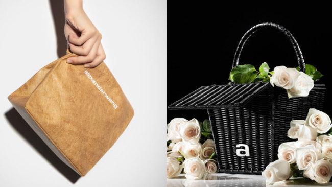 Ünlü Modacı Alexander Wang Tasarımı McDonald's Çantaları