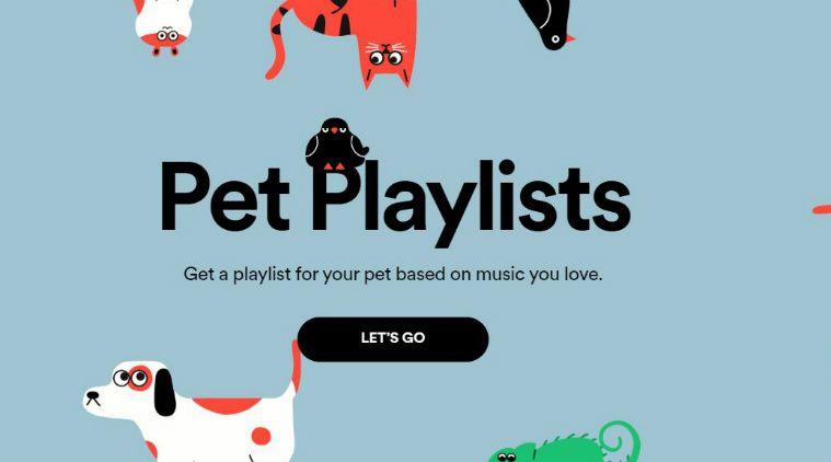 Spotify'dan Evcil Hayvanınıza Özel Çalma Listesi