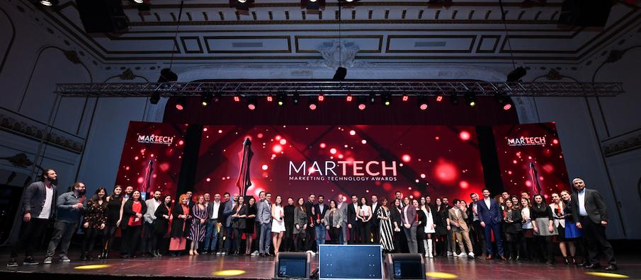 MarTech Awards 2020 Ödülleri Dün Gerçekleştirilen Törende Sahiplerini Buldu