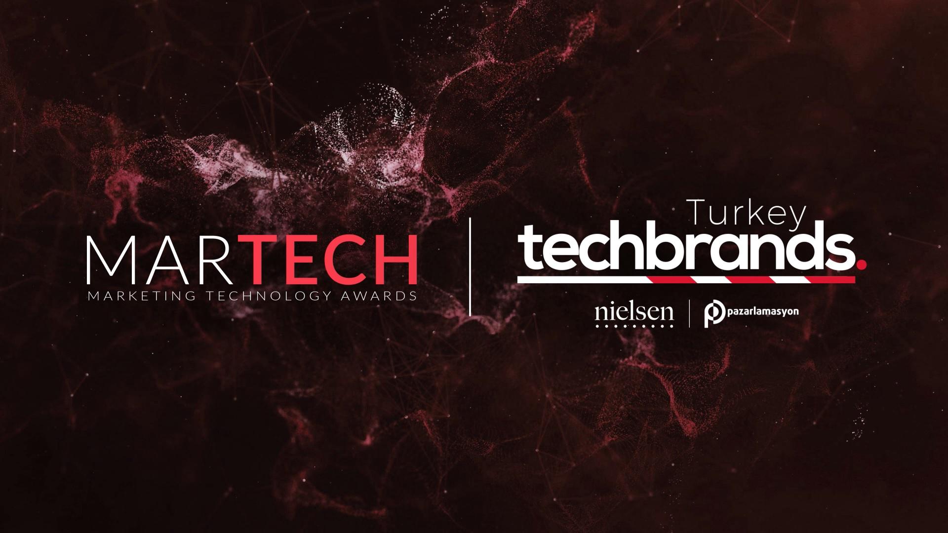 MarTech Awards ve Tech Brands Ödülleri Bu Akşam Sahiplerini Buluyor