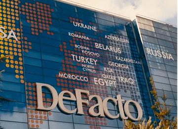 DeFacto'ya Yeni Pazarlama Bölüm Başkanı