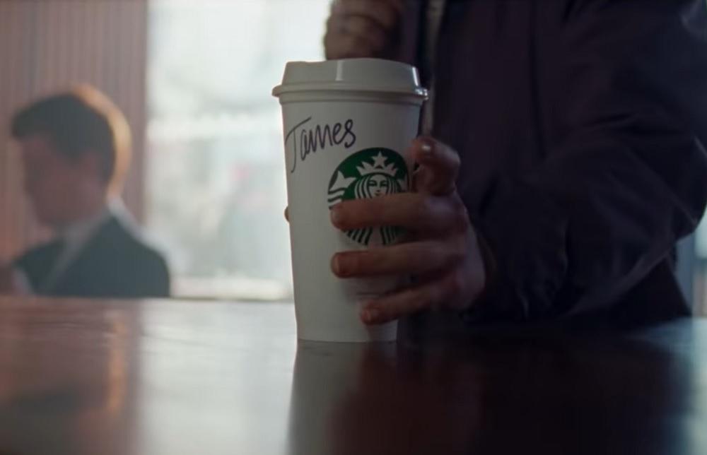 Trans Bir Erkeğin Yeni İsmini İlk Kez Starbucks'ta Kullandığı Reklam Filmi