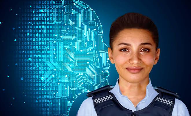 Yeni Zelanda'lı Robot Polis Ella ile Tanışın