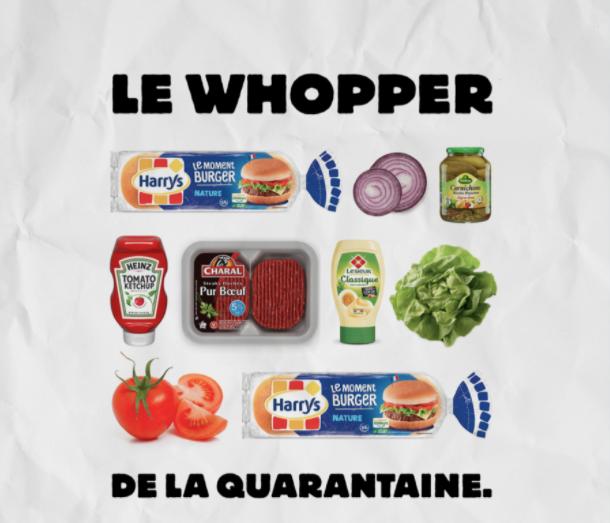Burger King Karantinada Whopper Yapmayı Öğretiyor