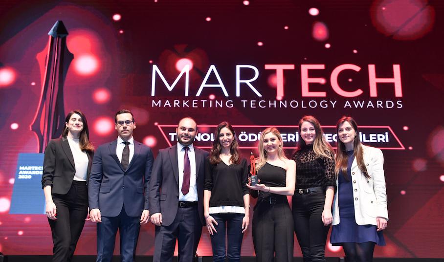 "CarrefourSA, P&G ve SnA Consulting Ortaklığına ""2020 Martech"" Ödülü"
