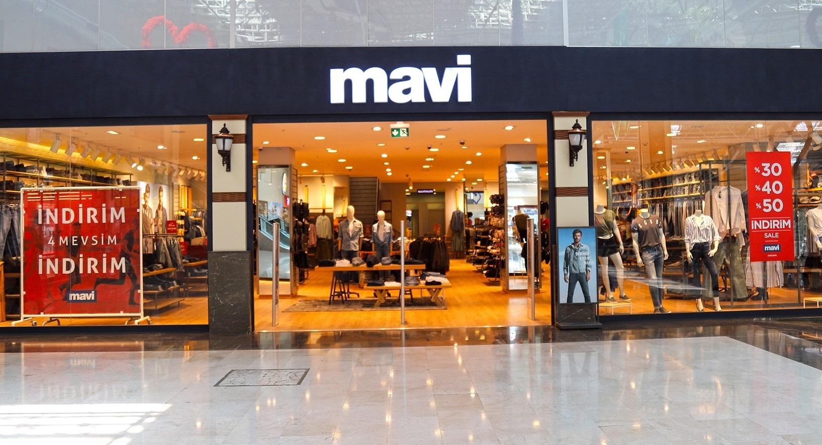 Mavi de Mağazalarını Geçici Olarak Kapatıyor
