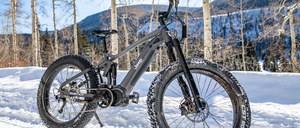 Jeep, Elektrikli Bisikletini Ön Siparişe Açtı