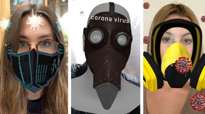 Instagram, Corona Virüs Filtrelerini Yasakladı