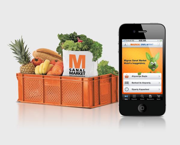 Migros, Sanal Market İçin 2 Haftada 1000 Kişiyi İşe Alacak