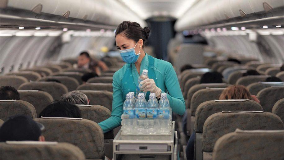 Hava Yolu Şirketleri, Salgına Karşı Önlemler Almaya Başladılar