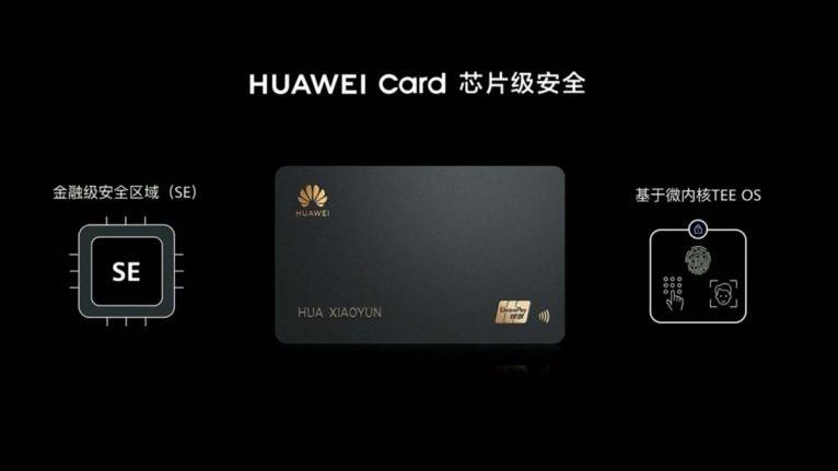 Huawei, Kendi Kredi Kartını Çıkartıyor