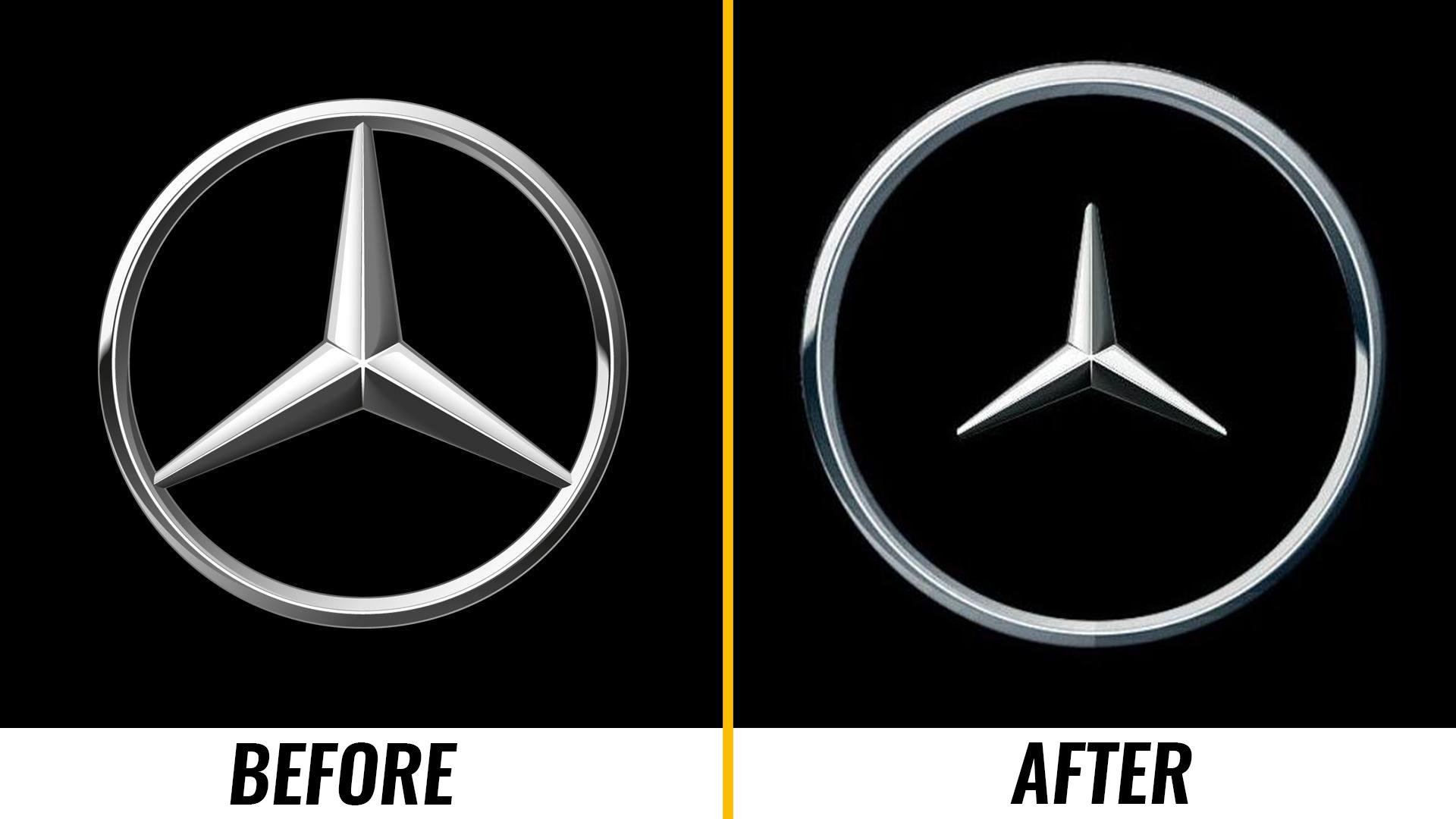 Mercedes-Benz, Logosunu Sosyal Mesafeye Uyarladı