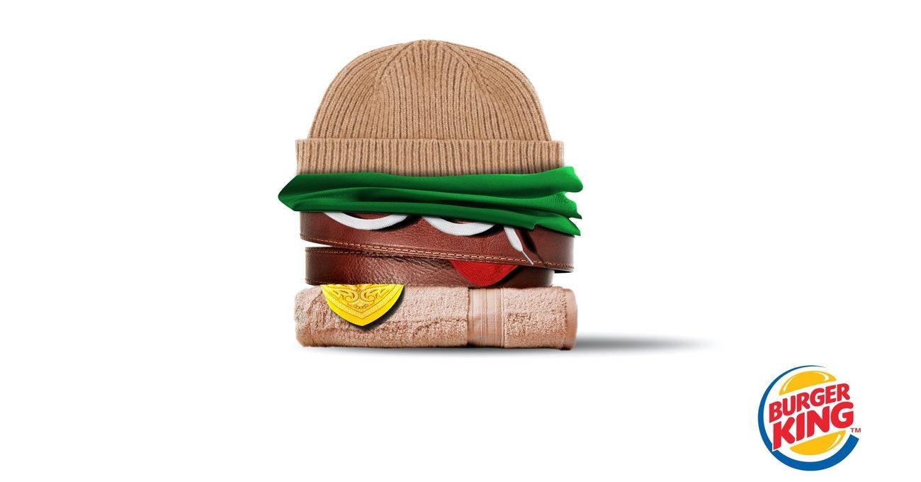 """Burger King'ten """"Palyaço Olma Evde Kal"""" Mesajı"""