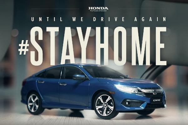 Honda'nın Tamamen Evin İçinden Çekilen Reklam Filmi