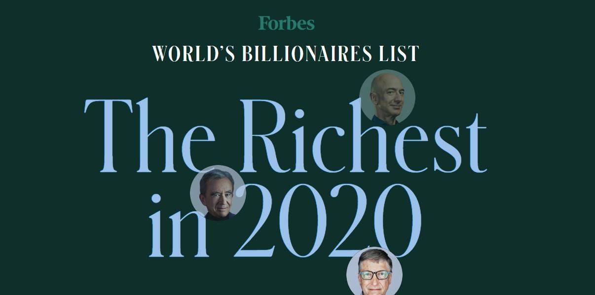 Dünyanın En Zengini Bir Kez Daha Jeff Bezos Oldu