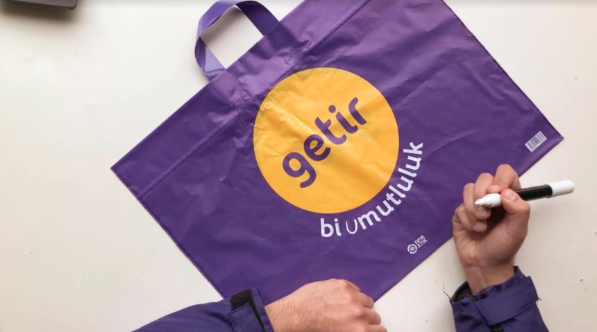 Getir'in Yeni Reklam Filmi 'Getir Bi' Umutluluk' Diyor