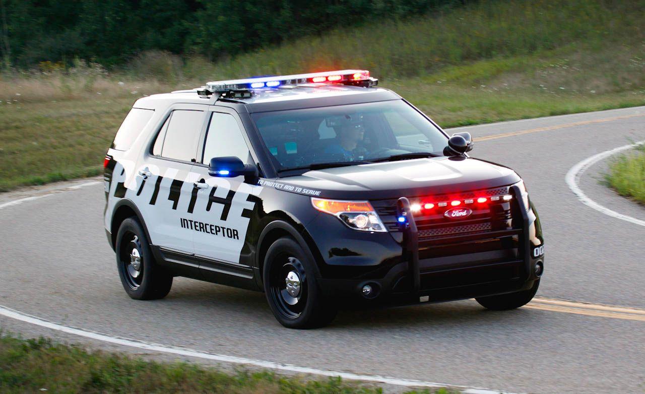 Ford, Corona Virüsü Yok Etmek İçin Polis Arabalarını 133 Derece Isıtıyor