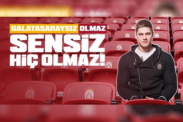 Galatasaray, Seyircisiz Tribünleri Fotoğraflar ile Dolduracak