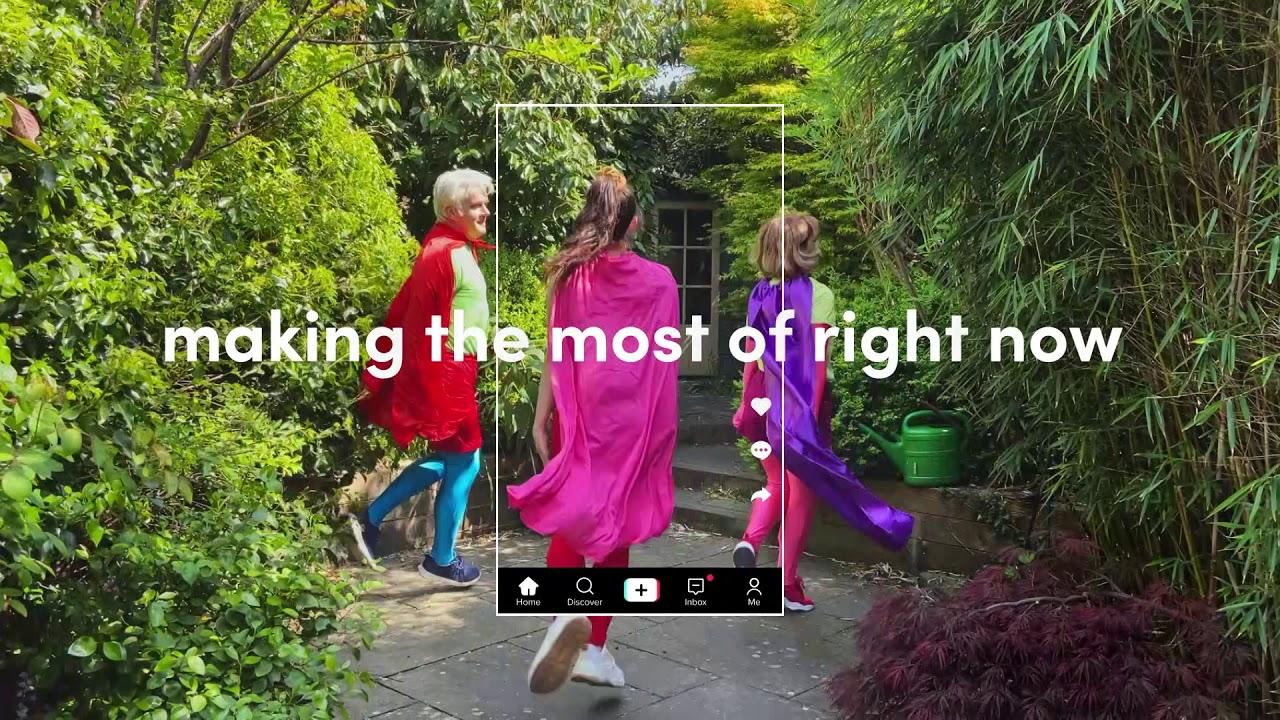TikTok, TV Reklamı ile Karantinanın Popüler İçeriklerini Gösterdi