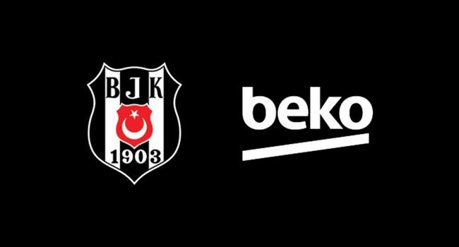 Beşiktaş'ın Yeni Göğüs Sponsoru Beko Oldu