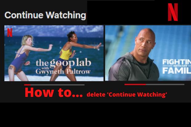 """Netflix, """"İzlemeye Devam Et"""" İçerikleri Artık Kolayca Düzenlenebilecek"""