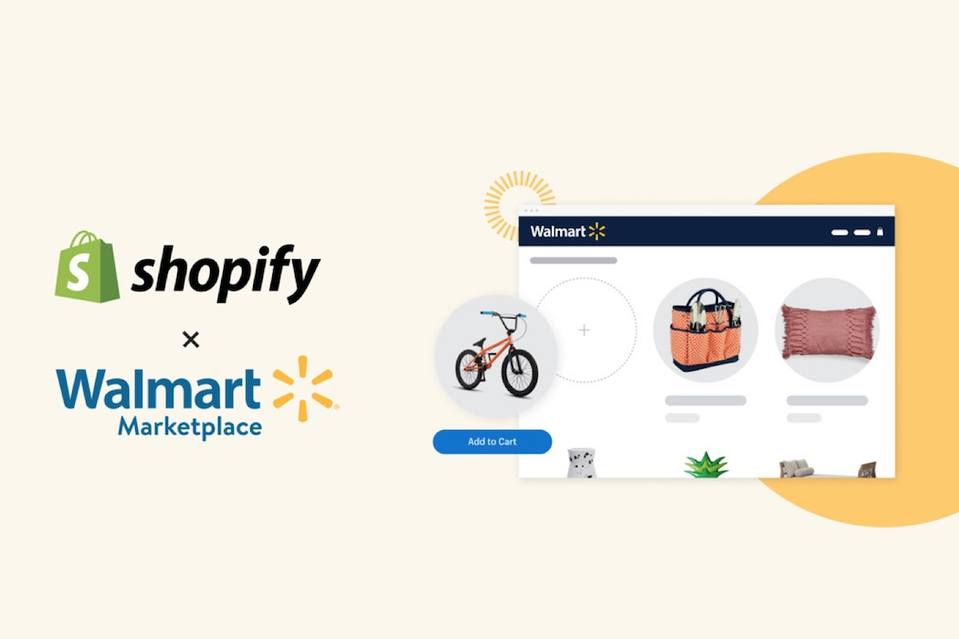Walmart, Shopify İş Birliği ile E-Ticaret Ağını Genişletiyor