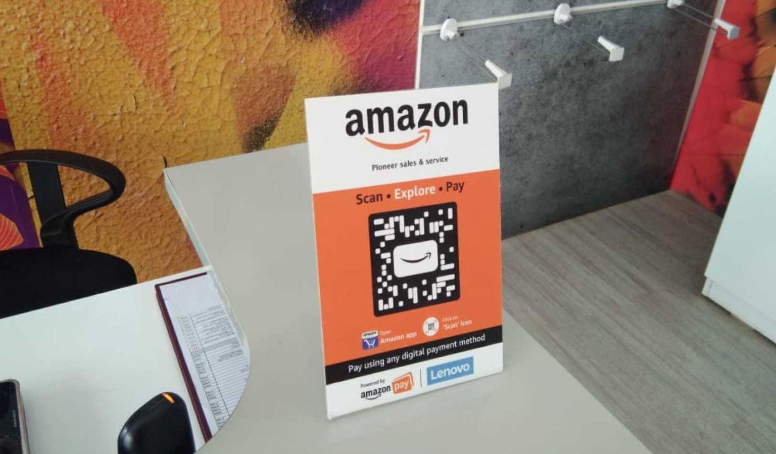 Amazon, Dijital Mağazacılık Projesini Hindistan'da Hayata Geçirdi