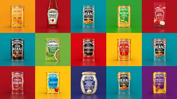 Heinz, Görsel Kimliğini 150 Yıl Sonra İlk Kez Değiştirdi