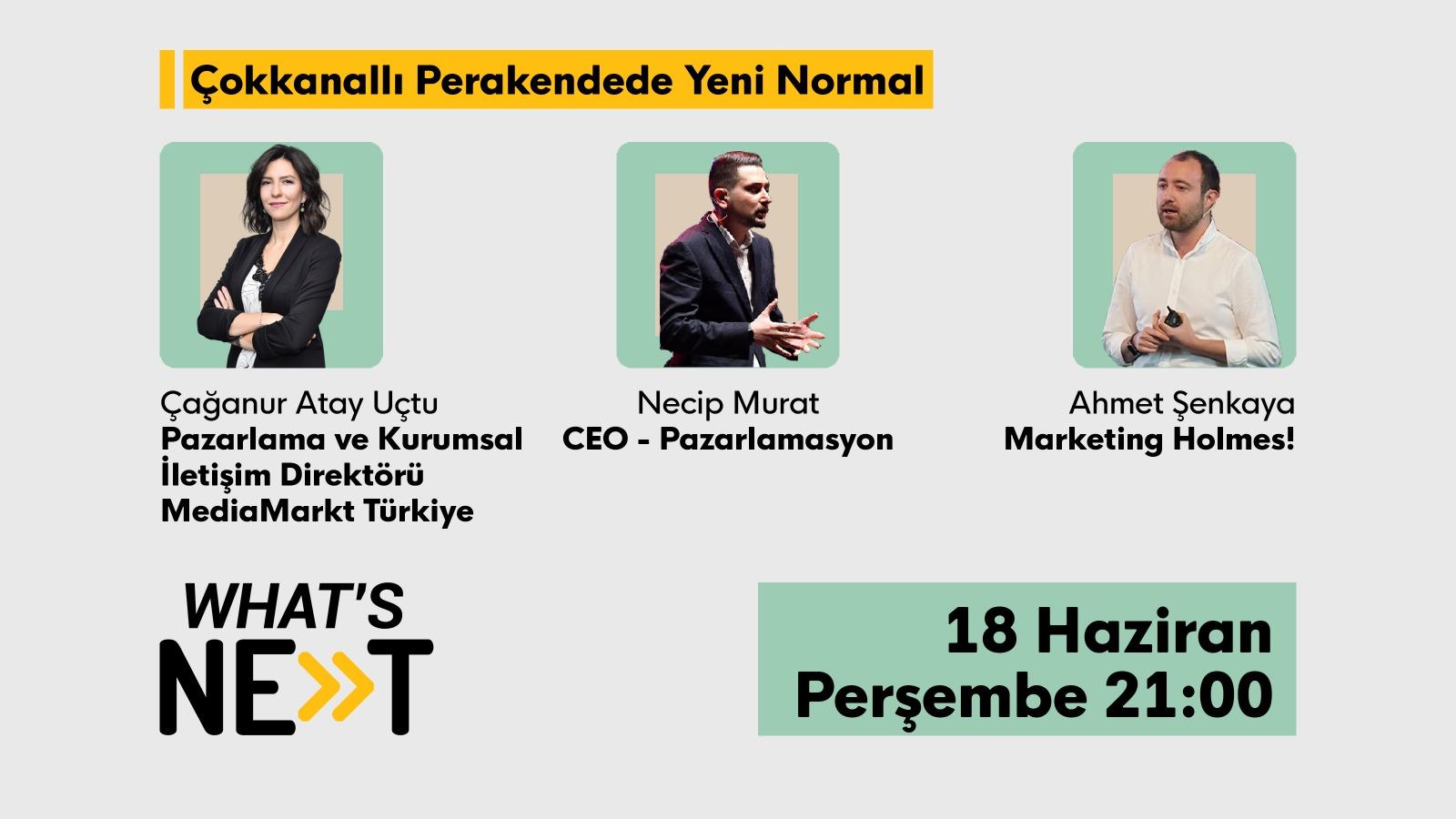 What's Next #13 Çokkanallı Perakendede Yeni Normal